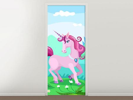 Door Mural Princesses Dream