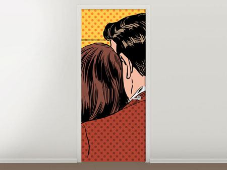 Poster de Porte Ensemble Pop art