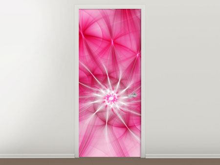 Door Mural Photowallpaper Abstract Daylight