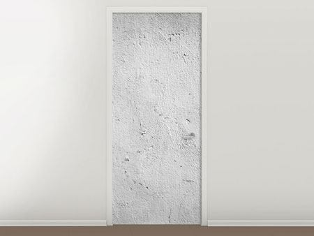 Door Mural Concrete