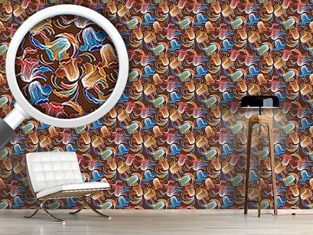 Design Wallpaper Dolores Brown