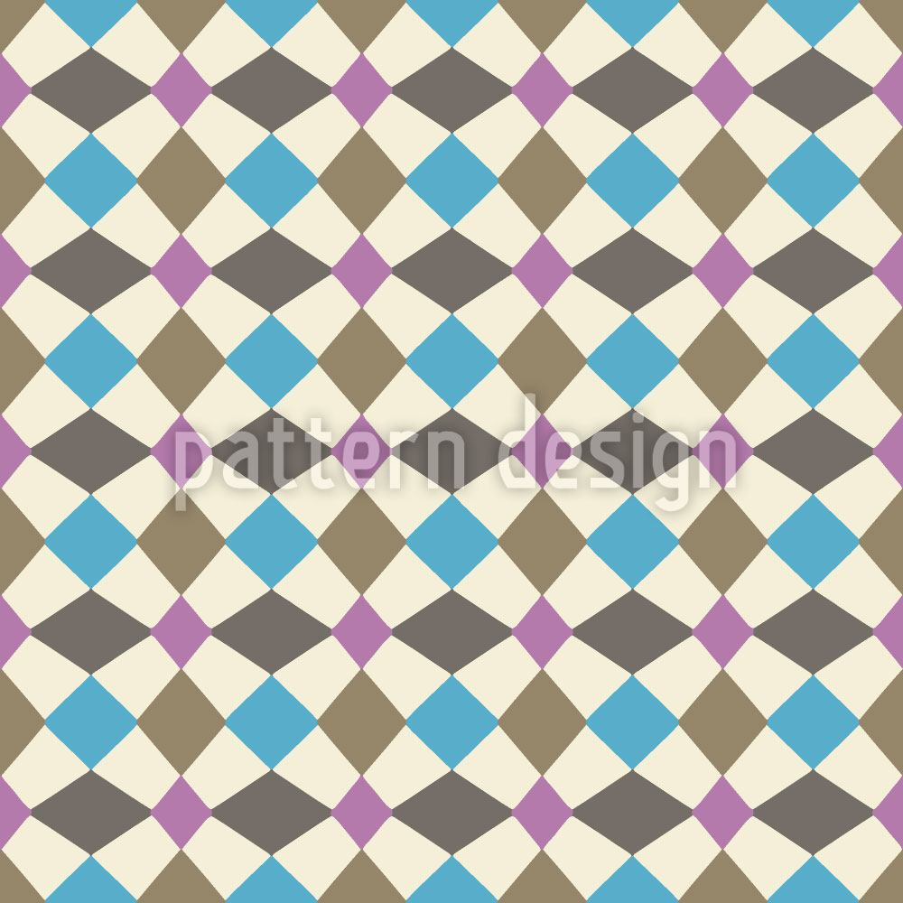 Design Wallpaper Vintage Harlequin