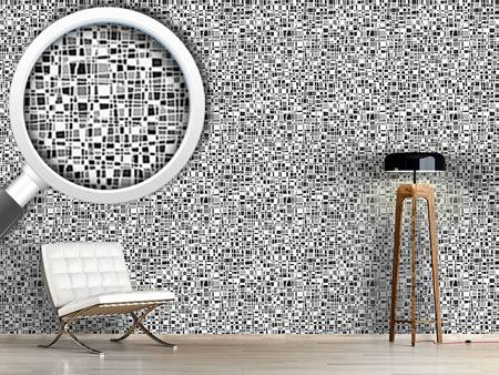 Design Wallpaper Square Affair