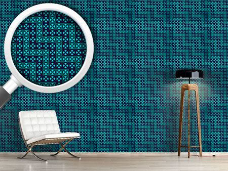 Design Wallpaper Crossing Waves