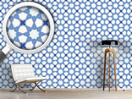 Design Wallpaper Star Arabesque