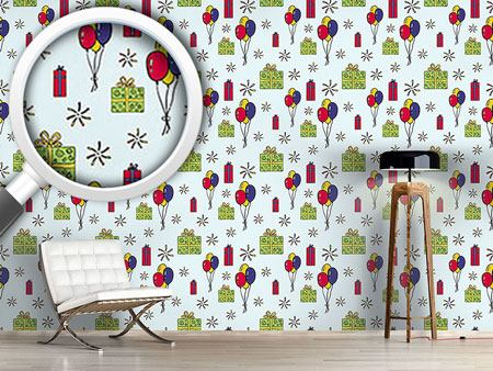 Design Wallpaper Let Us Celebrate