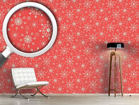 Design Wallpaper Loose Flaky