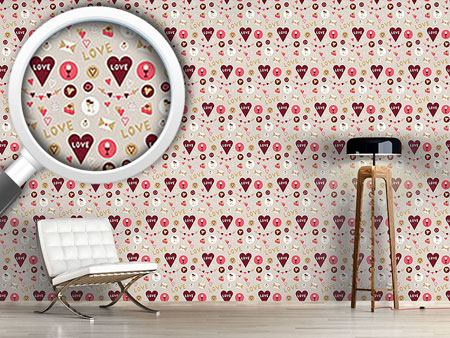 Design Wallpaper Show Your Love