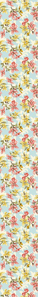 Papier peint design Vintage Bloom