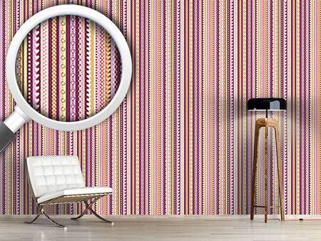 Design Wallpaper I Love Stripes