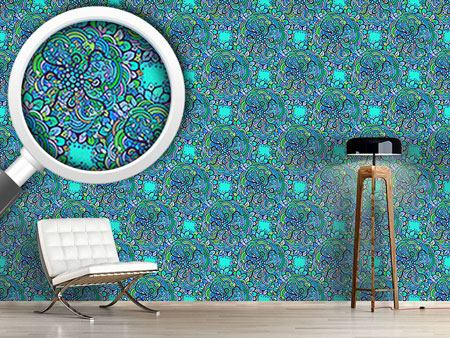 Design Wallpaper Fresh Mandala