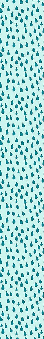 Papier peint design Refreshing Rain