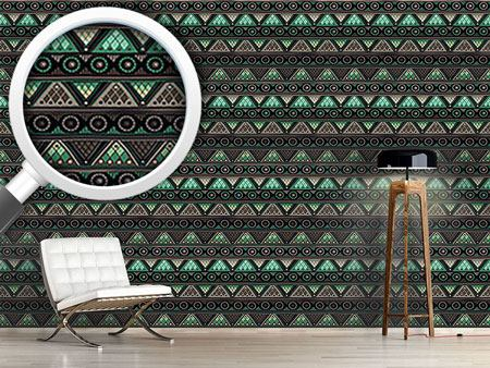 Design Wallpaper Viking Tribal
