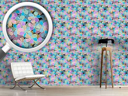 Design Wallpaper In The Hippies Shadow