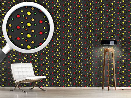 Design Wallpaper Confetti Everywhere