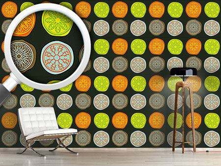 Design Wallpaper Citrus