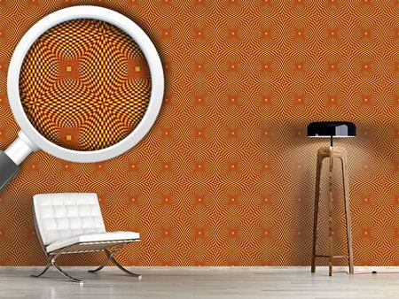 Design Wallpaper Op Art To The Square