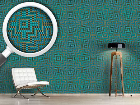 Design Wallpaper Moorish Distraction