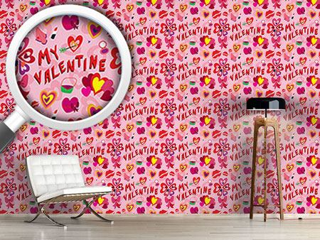 Design Wallpaper My Valentine
