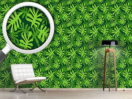 Design Wallpaper Chlorophyll