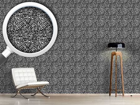 Design Wallpaper Crossing Lines