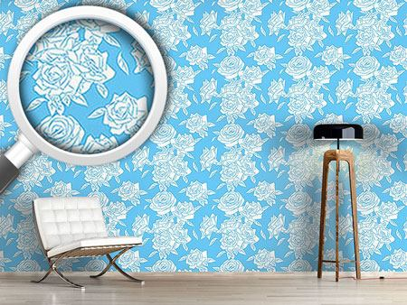 Design Wallpaper Cool Rose