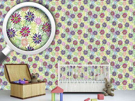 Design Wallpaper Joy Bringing Flowers