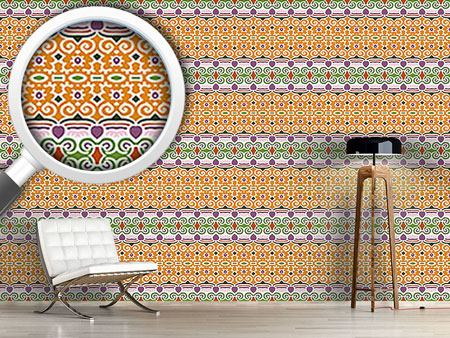 Design Wallpaper Decorated Way