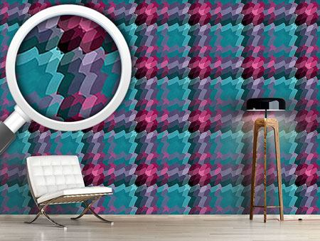 Design Wallpaper Like Woven