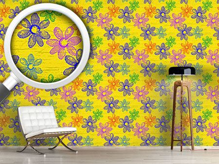 Design Wallpaper Flowers Of Spring
