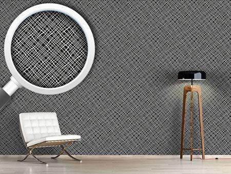 Design Wallpaper Woven Net