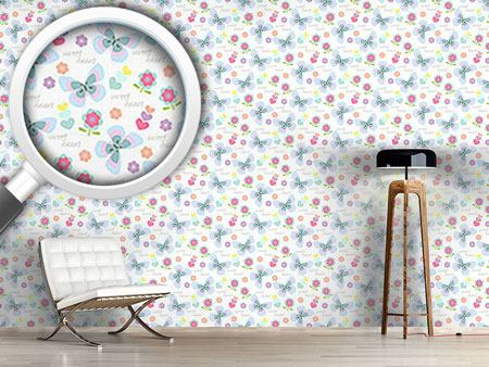 Design Wallpaper Spring Love