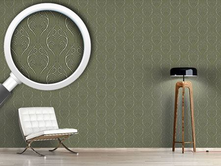 Design Wallpaper Green Onlooker
