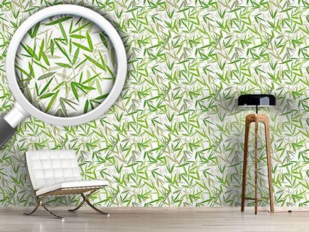 Design Wallpaper Bamboori Asia
