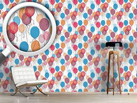 Design Wallpaper Thousand Ballons
