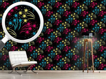 Design Wallpaper Fireworks