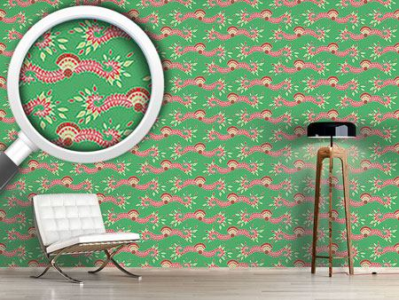 Design Wallpaper Persia Green