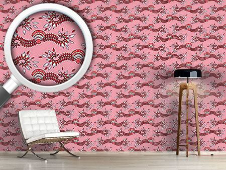 Design Wallpaper Cavallo Pink