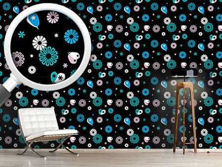 Design Wallpaper Flowerpower