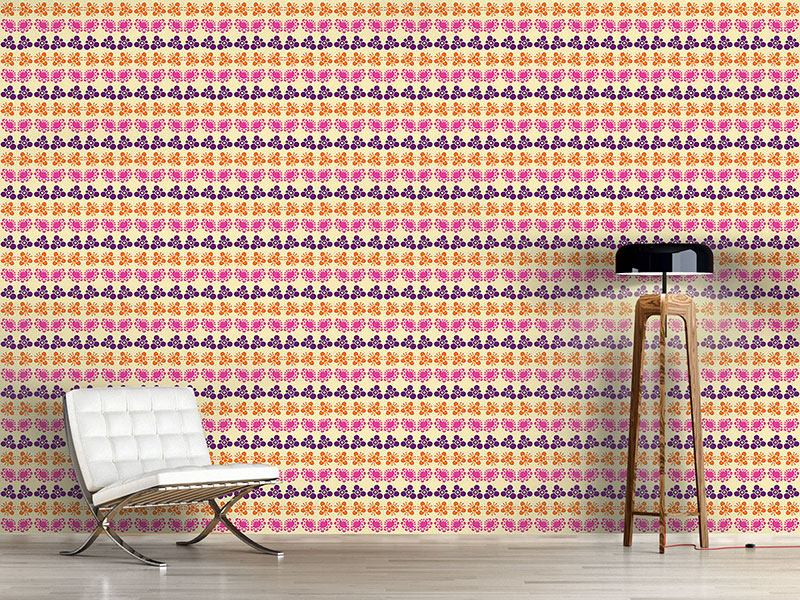Papier peint design Japanese Bloom