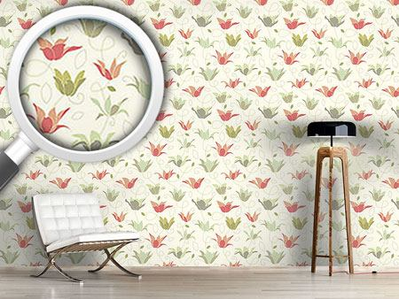 Design Wallpaper Magic Garden
