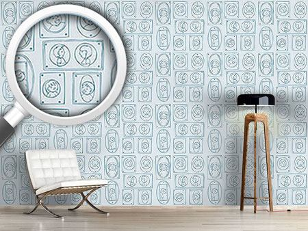Design Wallpaper Picture Frames