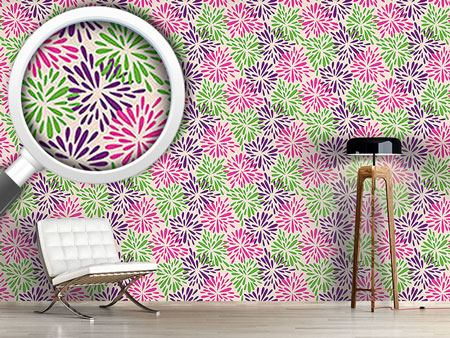 Design Wallpaper Color Explosion