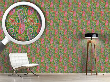 Design Wallpaper Exotic Garden