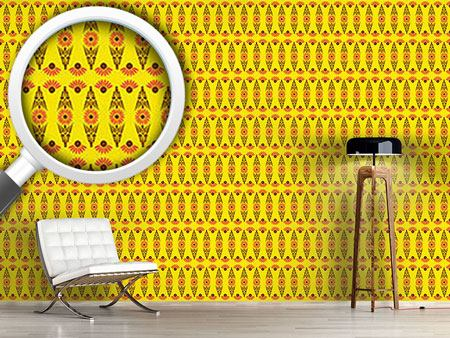 Design Wallpaper Sun Worshiper
