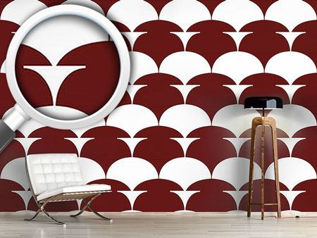 Design Wallpaper Metro Brown