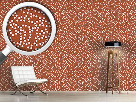 Design Wallpaper Pointillismo