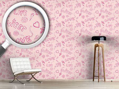 Design Wallpaper The Sweetness Of Life