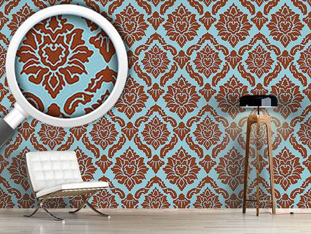 Papier peint design Pop Baroque