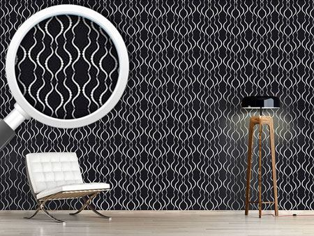 Design Wallpaper Georgina Black